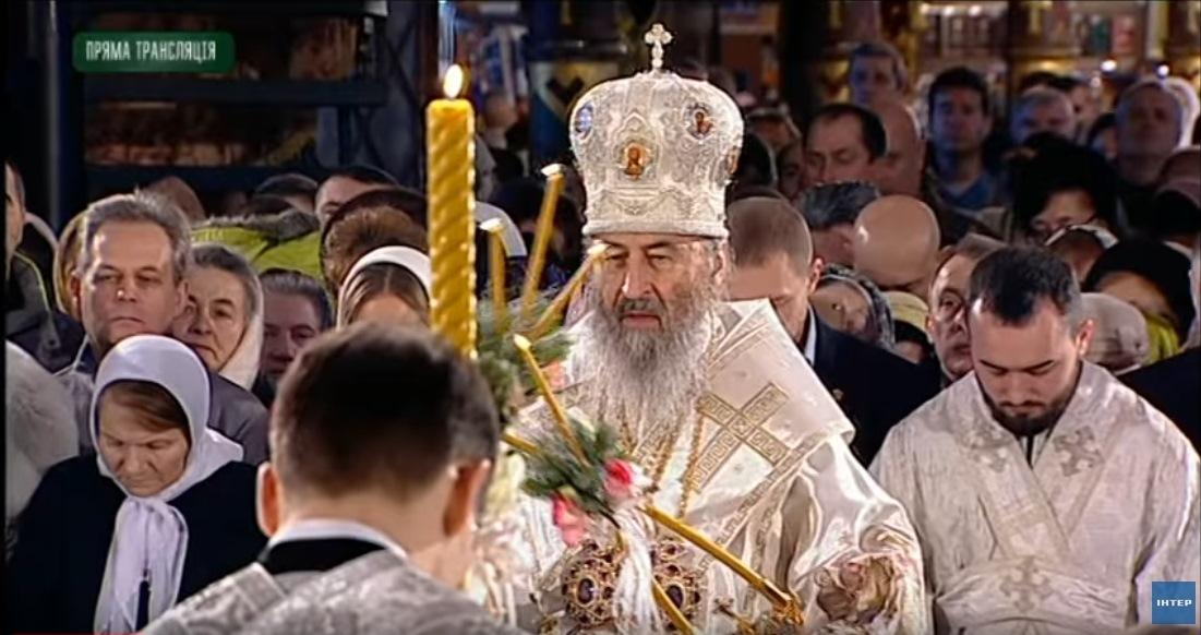 Рождественская литургия 2