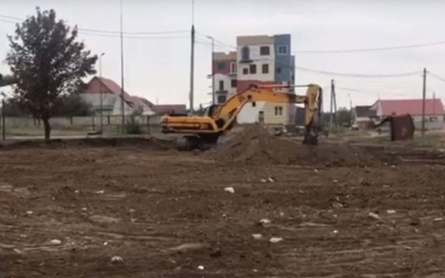 В Мелитополе узнали, что будет рядом с АТБ (ВИДЕО) Фото № 0