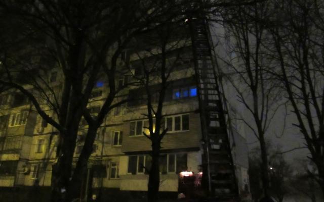 ЧП в Хортицком районе: Из-за происшествия едва не погибла семья Фото № 1