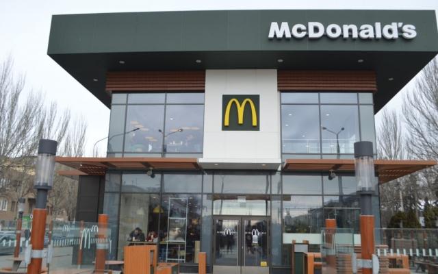Без предупреждения закрылся «Макдональдс» в Запорожье Фото № 0