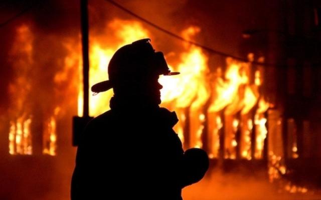 В Запорожской области горела квартира в многоэтажке Фото № 0
