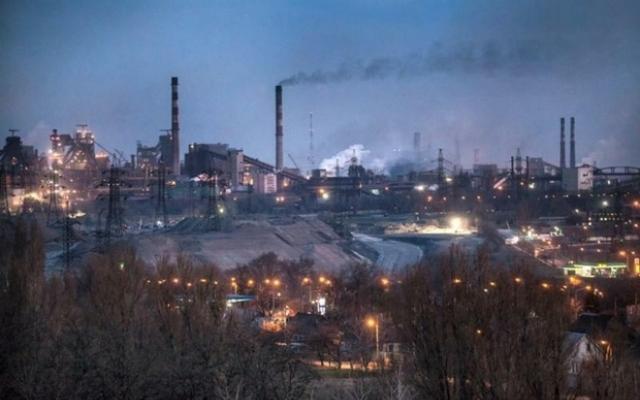 Киевский фотограф показал Заводской район Запорожья с необычного ракурса (ФОТО) Фото № 1