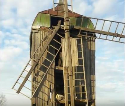 Древняя украинская мельница: найдена под Мелитополем (ВИДЕО) Фото № 1