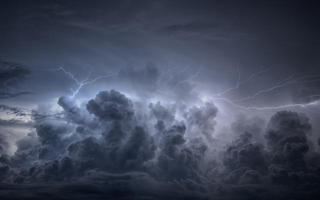 В Запорожье штормовое предупреждение Фото № 0