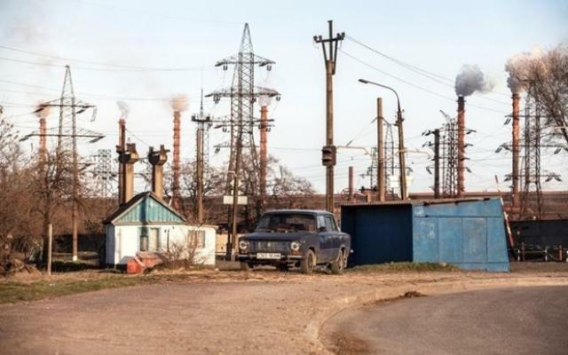 Киевский фотограф показал Заводской район Запорожья с необычного ракурса (ФОТО) Фото № 7