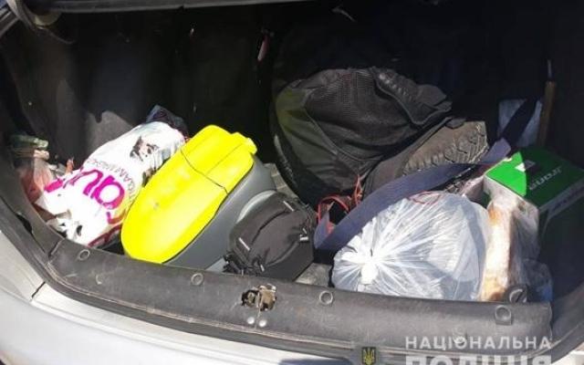 В Запорожской области задержали преступную банду (ФОТО) Фото № 0