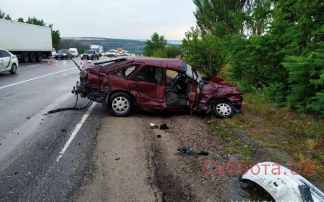 Стали известны подробности масштабной аварии под Запорожьем (ФОТО) Фото № 2