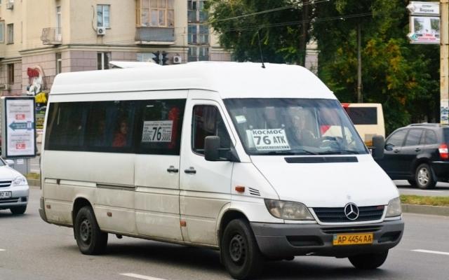 Маршрутчиков ждут новые штрафные санкции Фото № 0