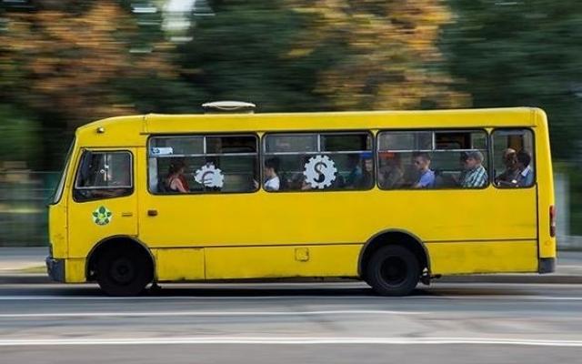 В Запорожской области пьяный мужчина угнал маршрутку и попал в ДТП Фото № 0