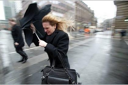 В Запорожье объявили штормовое предупреждение: Горожан просят быть осторожными Фото № 0