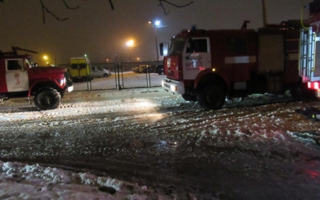 ЧП в Хортицком районе: Из-за происшествия едва не погибла семья Фото № 0