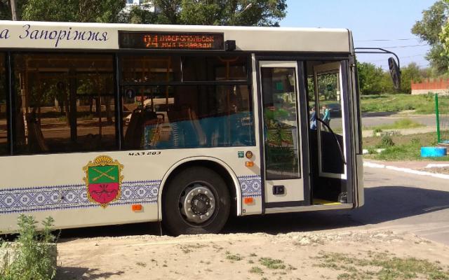 Водитель запорожского автобуса умер от теплового удара Фото № 0