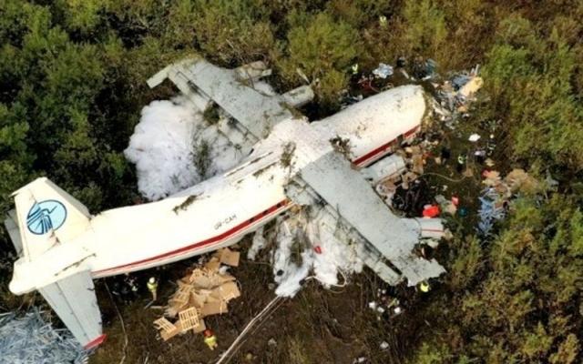 В авиакатастрофе под Львовом выжил запорожский бортинженер (ВИДЕО) Фото № 2