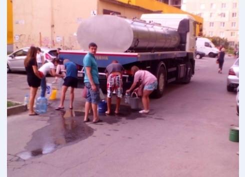 Запорожцев отключили от водоснабжения без предупреждения (ФОТО) Фото № 0
