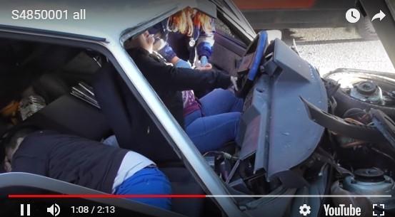 Крики и детский плач: В сети показали видео аварии, в которой пострадали дети (ВИДЕО) Фото № 0