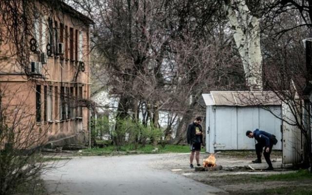 Киевский фотограф показал Заводской район Запорожья с необычного ракурса (ФОТО) Фото № 18