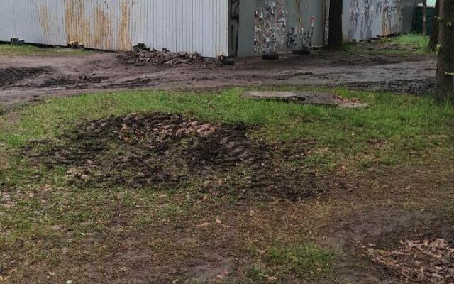 На Кичкасе разрушили парк (ФОТО) Фото № 10