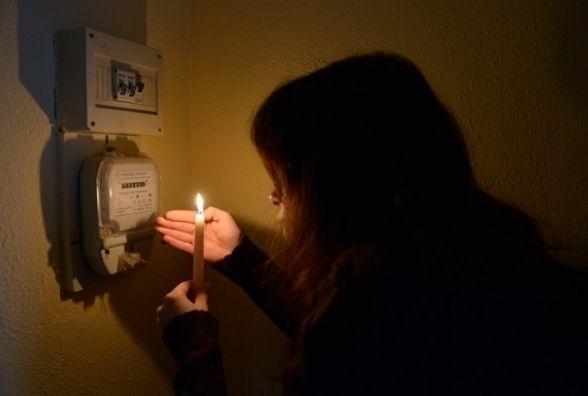 В Осипенковском микрорайоне Запорожья второй день сидят без электричества Фото № 0
