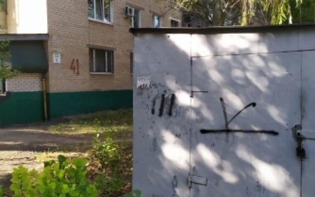 Гараж демонтировали — автомобиль оставили: в Мелитополе убрали незаконный гараж (ФОТО) Фото № 3