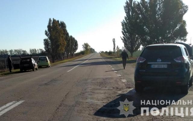 ДТП в Запорожской области: «Nissan Rogue» догнал «ЗАЗ-1102» (ФОТО) Фото № 2