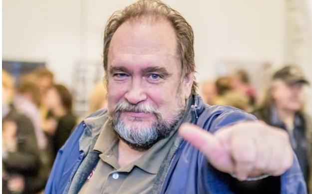 В Москве умер запорожский журналист (ФОТО) Фото № 0