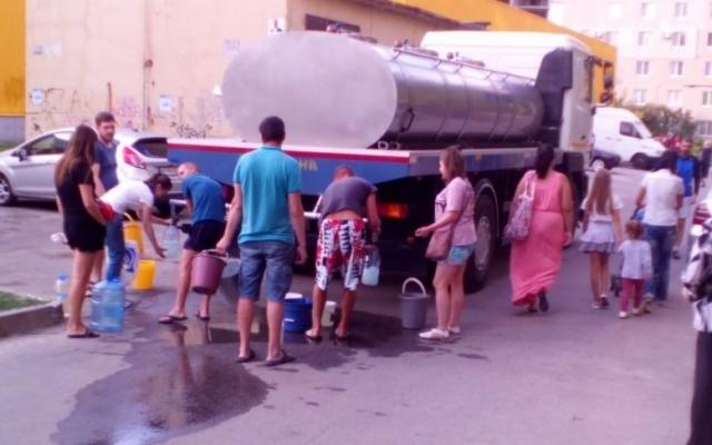 Запорожцев отключили от водоснабжения без предупреждения (ФОТО) Фото № 1