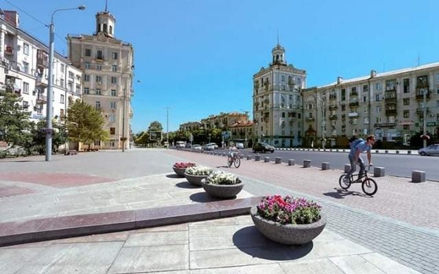Альтернативный взгляд: Запорожцев порадовали новыми уникальными снимками города Фото № 5