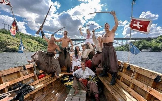 Альтернативный взгляд: Запорожцев порадовали новыми уникальными снимками города Фото № 3