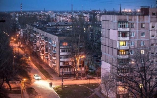 Киевский фотограф показал Заводской район Запорожья с необычного ракурса (ФОТО) Фото № 10