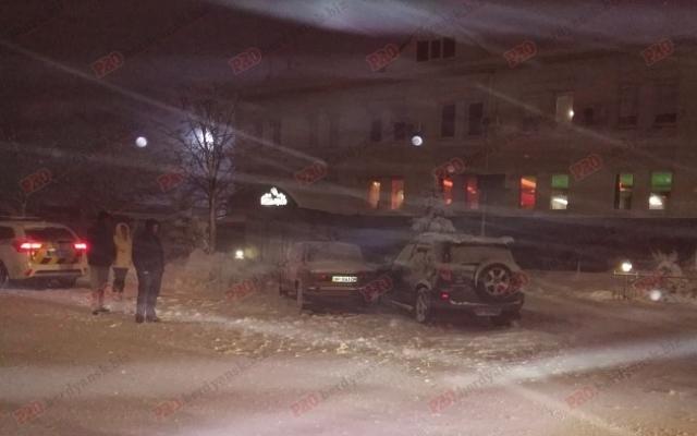 В Бердянске водитель на еврономерах протаранил автомобили и сбежал (ФОТО) Фото № 1