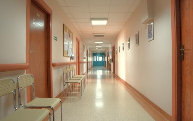 В приемном отделении больницы скончался неизвестный Фото № 0