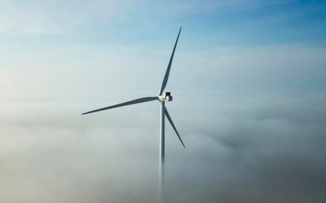 В Запорожской области завершили монтаж последней ветровой турбины (ФОТО) Фото № 2