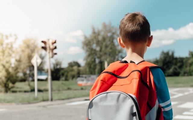 В Запорожской области ребенок всю ночь гулял на улице Фото № 0