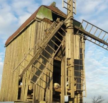 Древняя украинская мельница: найдена под Мелитополем (ВИДЕО) Фото № 0