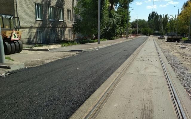 В Александровском районе перекрыли улицу Фото № 2