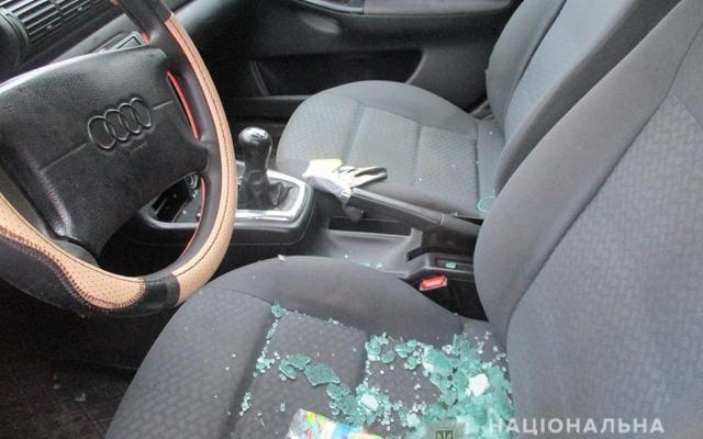 В Запорожской области полиция оперативно поймала автовора Фото № 0