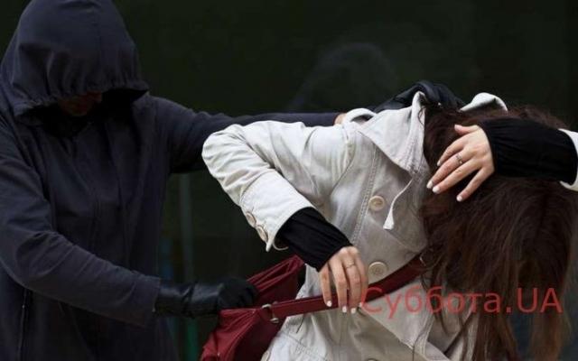 В Запорожье напали на женщину Фото № 0