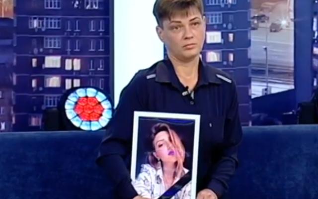 В студии центрального канала мама Насти Квалевой рассказала, почему подожгли ее дочь (ВИДЕО) Фото № 0