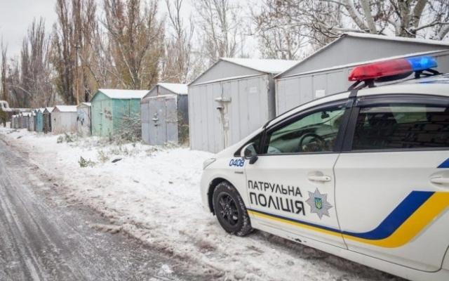 За гаражами в кооперативе найден труп человека Фото № 0