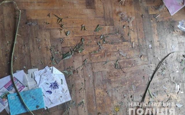 Мужчину, который выбрасывал из окна мебель в Запорожье, увезли в психиатрическую больницу Фото № 3