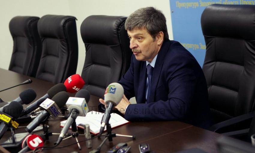 Пресс-скретарь областного прокурора опровергает информацию об отстранении шефа от своих обязанностей