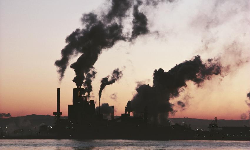 В Запорожье за неделю ухудшилось состояние воздуха