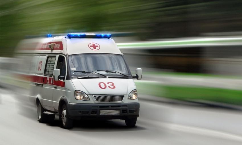 Запорожские медики митингуют под Верховной Радой