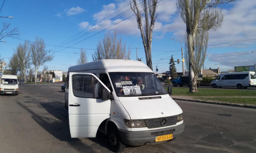 В Запорожье определили перевозчиков на некоторых маршрутах общественного транспорта