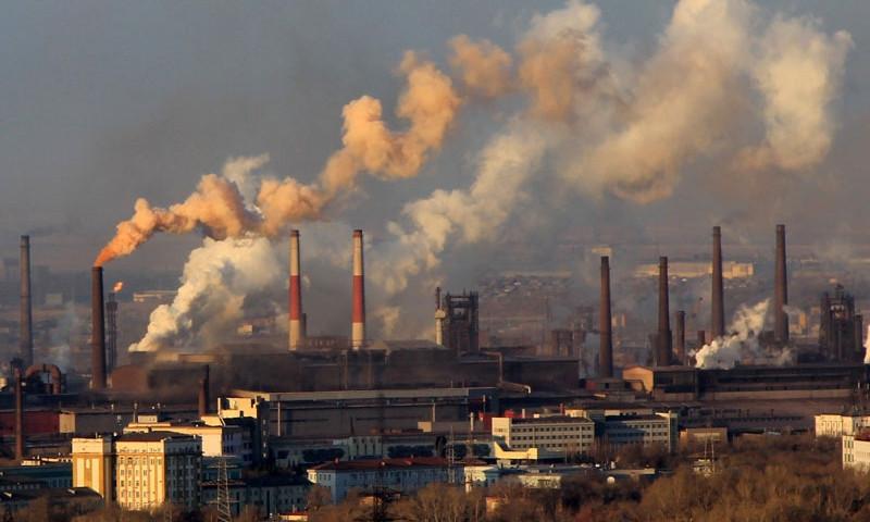 В Запорожье создадут комиссию, которая будет следить за сокращением выбросов на предприятиях