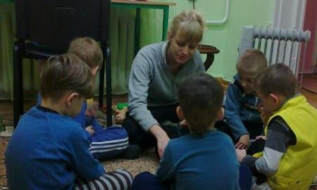 В Запорожье церковь отбирает помещение у детей-инвалидов