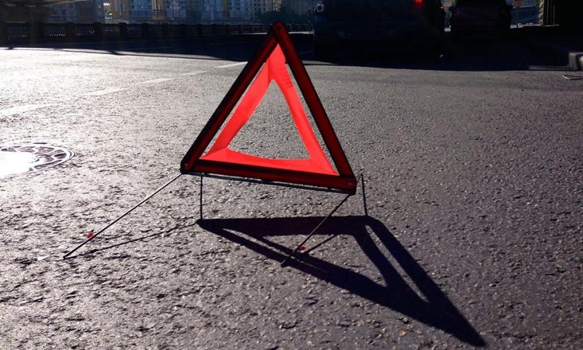 Запорожские полицейские разбили ещё один автомобиль