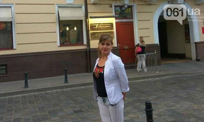 """Фотофакт: Запорожанка номинирована на премию """"Женщина Украины"""""""