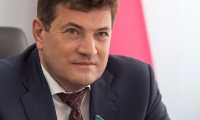 Мэр Запорожья Владимир Буряк находится на стационаре