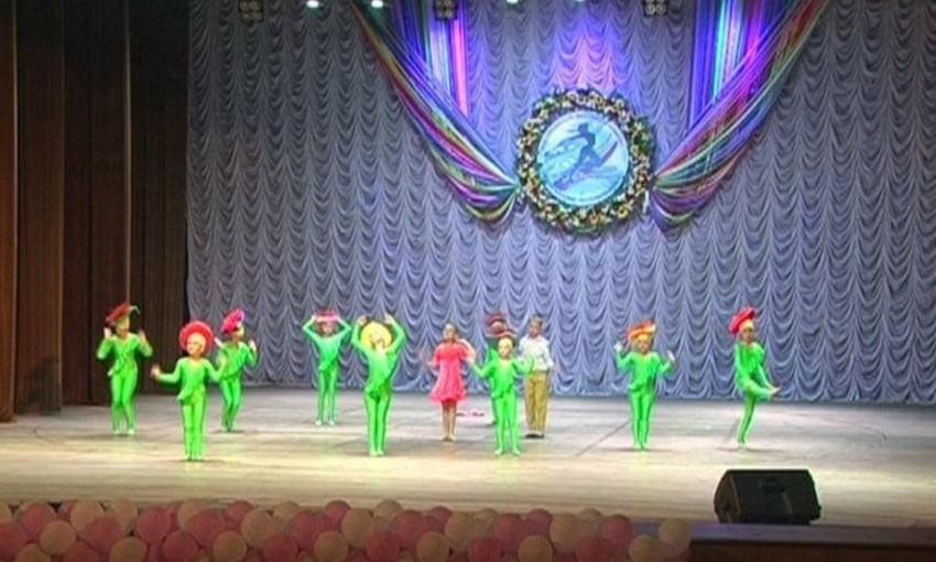 Бердянск принял всеукраинский фестиваль